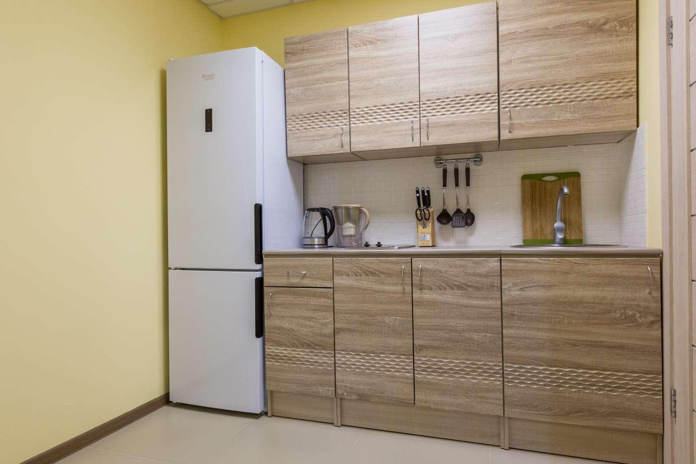 апартаметы БЦ «Курортный 73»